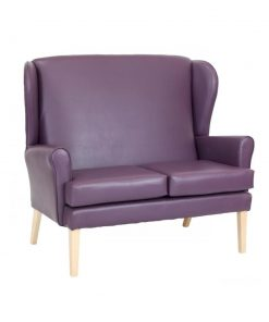 Alisson 2 Seat Lounge Sofa