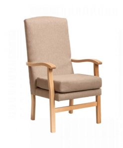 Erin Lounge Chair with 2 seat heights