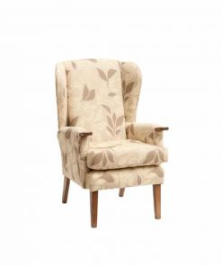 care home chair, high seat chair