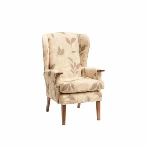 care home chair, high seat chair