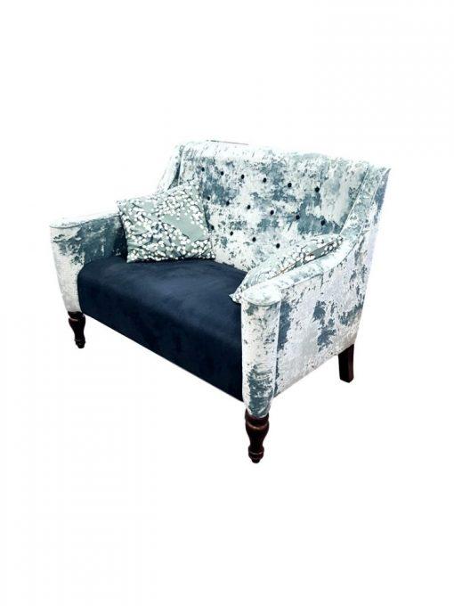 High Seat Plush 2 seater | Sofa Chairs