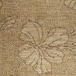 Ross Fabrics<br />Caledonian Floral Oatmeal