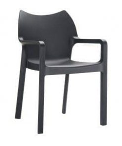 Peak Armchair polypropylene side chairs
