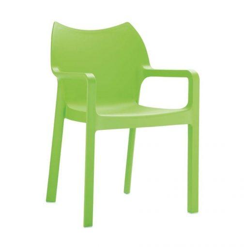 Peak Armchair polypropylene side chairs