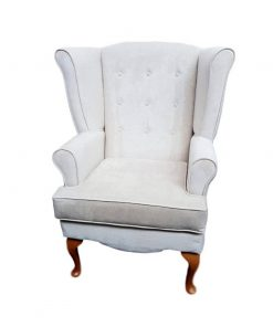 Calder high seat chair in Sunbury farringdon fabrics