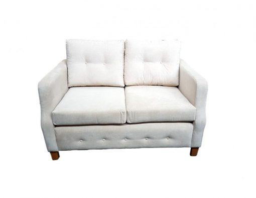 Ariana 2 seater sofa in sunbury farringdon fabrics