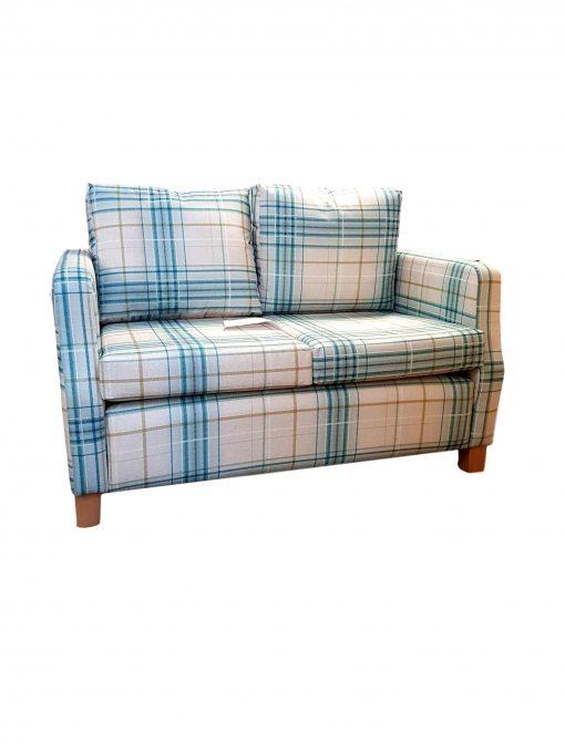 Ariana 2 seater sofa in Panaz Oscar