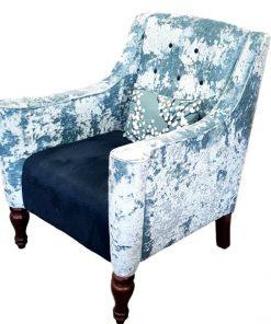 High Seat Plush Chair | Sofa Chairs