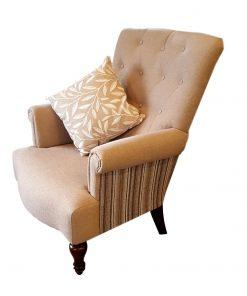 Back fireside Chair