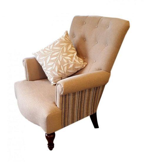 Back fireside Chair, www.homecarechairs.co.uk , high seat chairs, Fireside Chairs, high back chairs, wingback chair, elderly chairs.