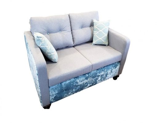 Bromleigh sofa 2 seater sofa in Christina morrone Argenta and Highland inner