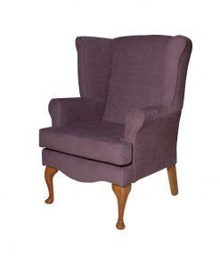 Luxury Calder high seat chair in Ilive Bolsana Fabric, www.homecarechairs.co.uk , high seat chairs, Fireside Chairs, high back chairs, wingback chair, elderly chairs.