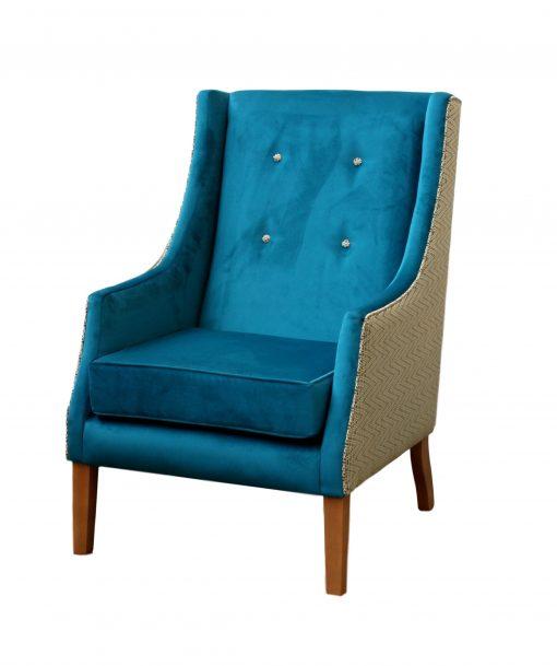 Lucien High seat high back chair, Wingback chair, elderly chair, high back chairs.
