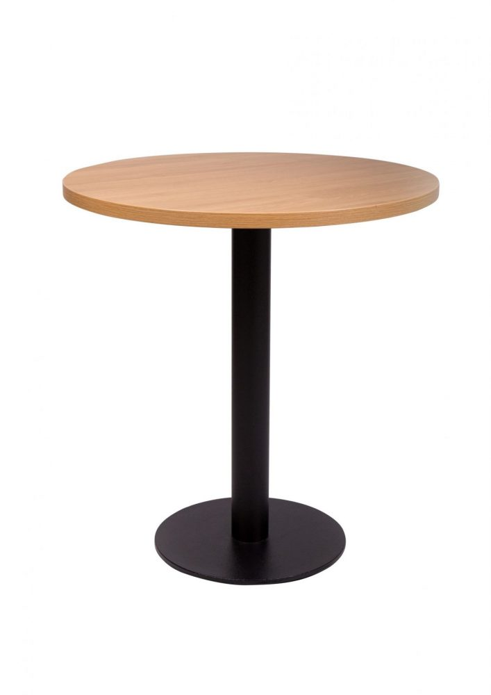 Forza round table in oak