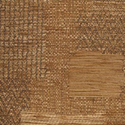Ross FabricsCaledonian Patchwork Nutmeg